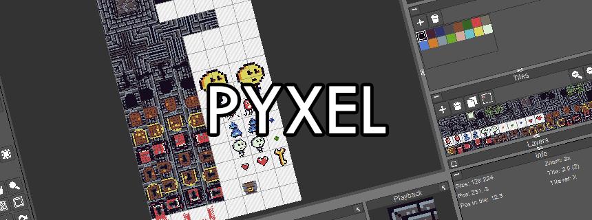 Best Pixel Art Editor Pyxel